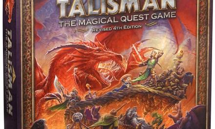 Pegasus Spiele obtiene la Licencia de Talismán de Games Workshop