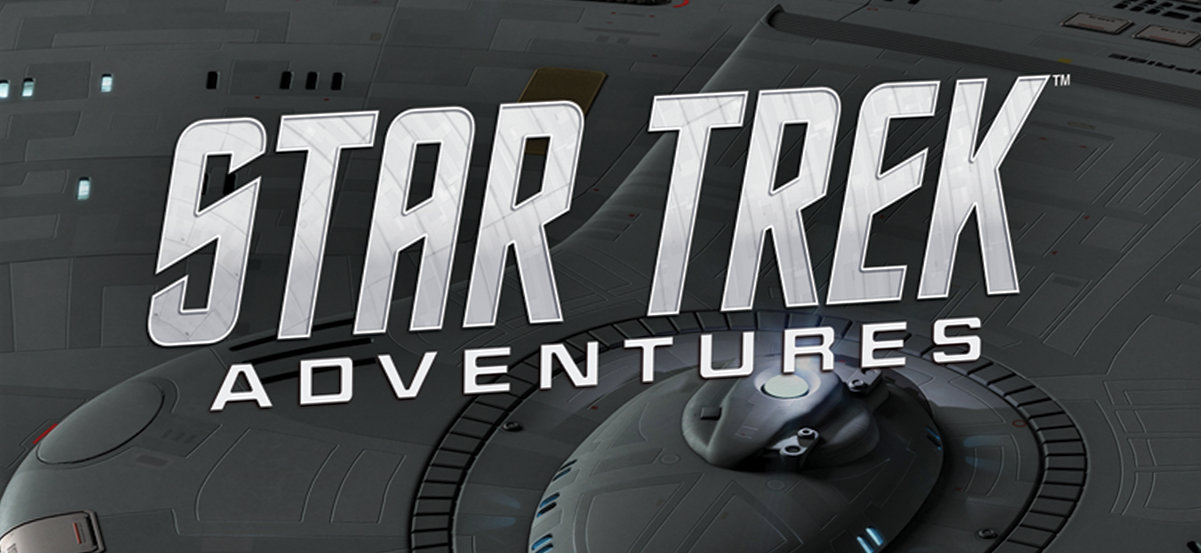 COMBATE Y NAVES EN STAR TREK ADVENTURES RPG RESEÑA
