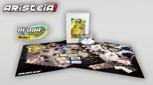 Aristeia Global League AGL Kit de Evento