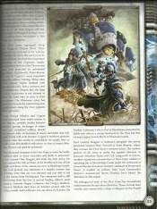 Libro del ejército Cygnar de Wargachine MKII