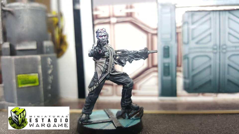 Infinity Operation Coldfront Aleph OperationS Funcionarios Deva miniatura