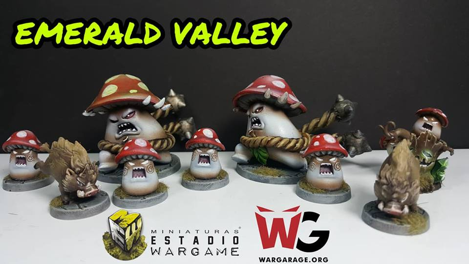 Super Dungeon Explore Expansión Emerald Valley