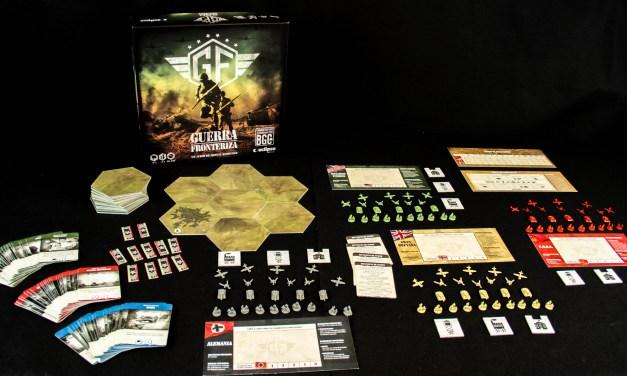 Guerra Fronteriza, próximo Kickstarter de Draco Ideas