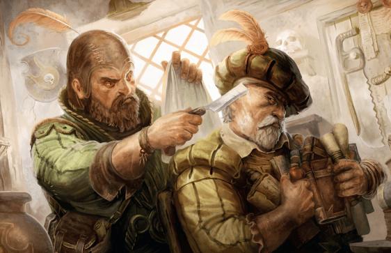 Warhammer Fantasy RPG