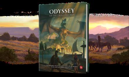 Entrevista a los creadores de Odyssey of the Dragonlords RPG [Kickstarter] – Jugando en Serio