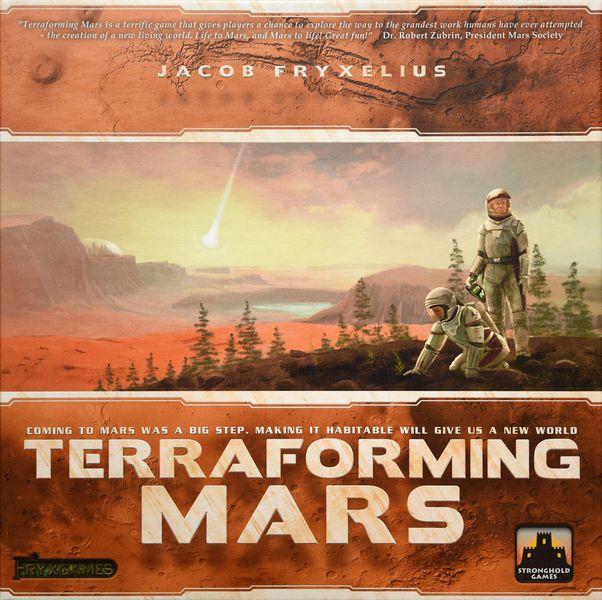 Caja Terraforming Mars