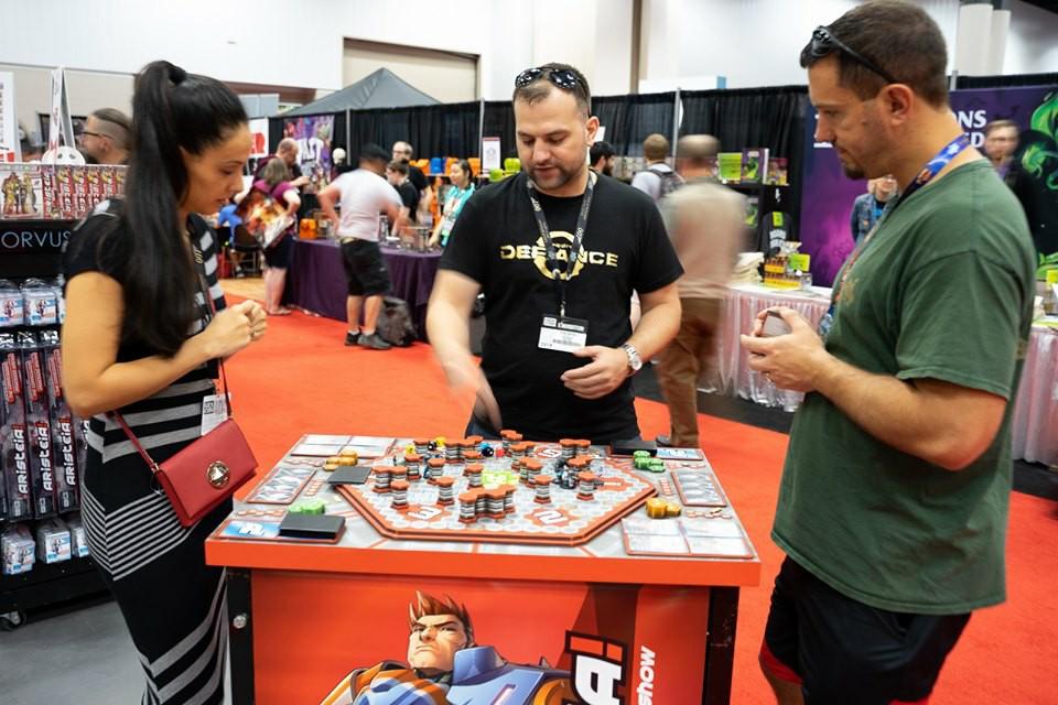 Aristeia! Razones para probar este juego de mesa, spin-off de Infinity el juego de miniaturas