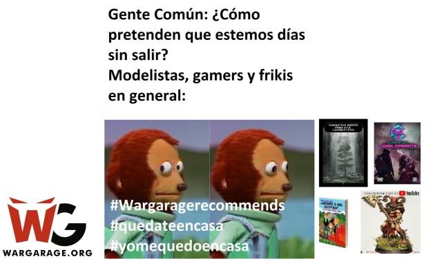 Contenido friki (geek) Gratis para pasar la cuarentena por el coronavirus #yomequedoencasa #quedateencasa