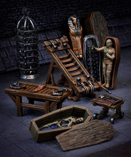 TerrainCrate Cámara de Tortura (Torture Chamber)