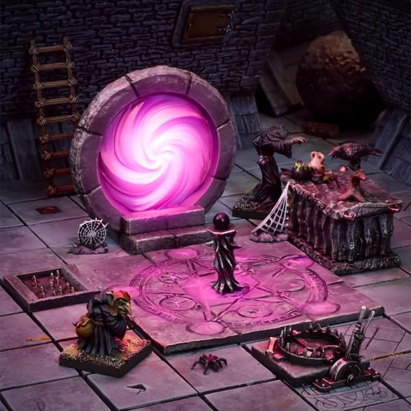 TerrainCrate La Torre del Señor Oscuro (Dark Lord's Tower)