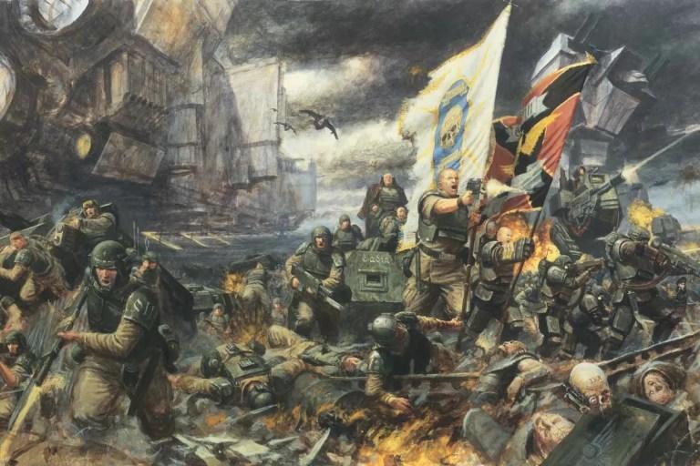 The Battle of Tyrok Fields