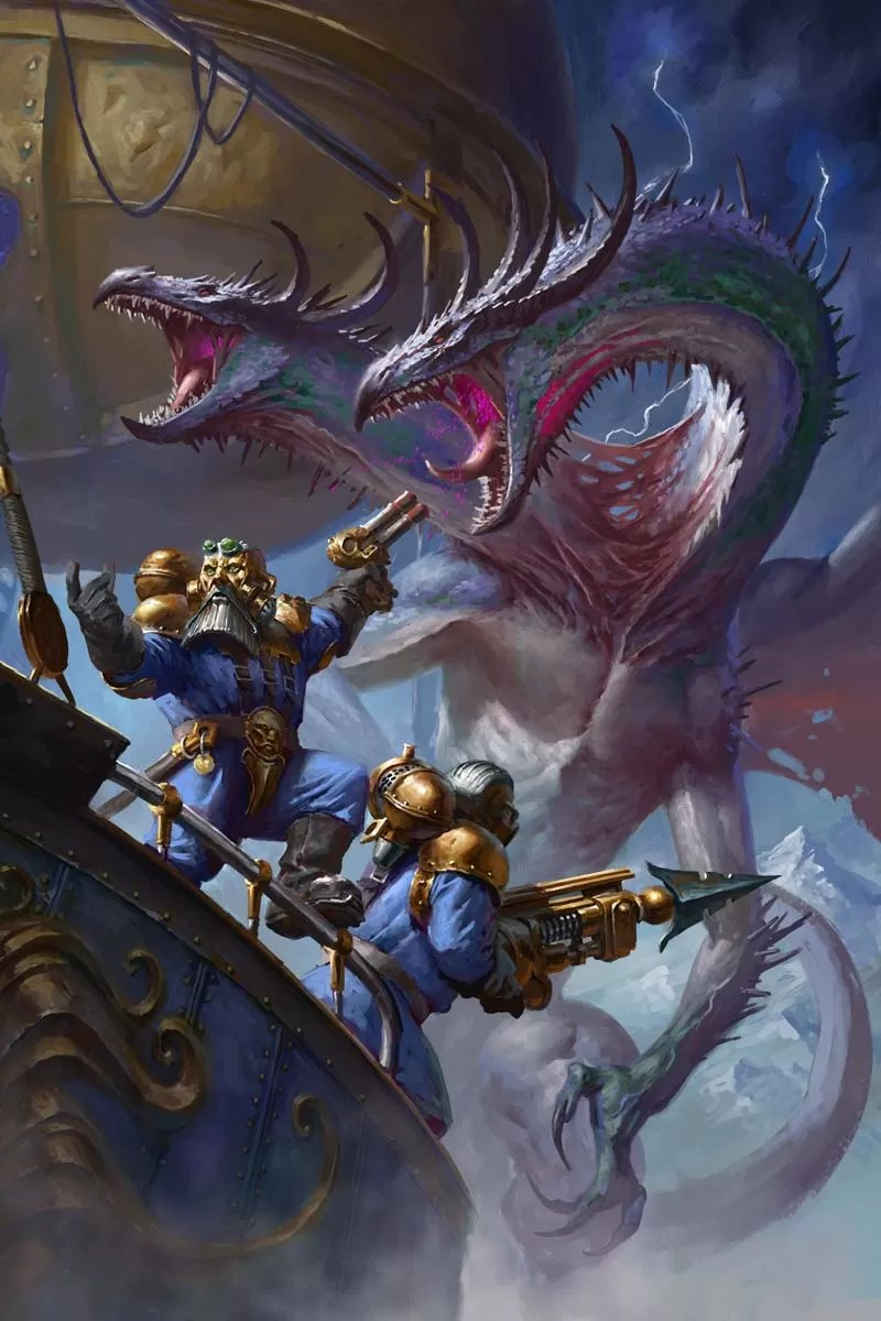 Overlords of the Iron Drago