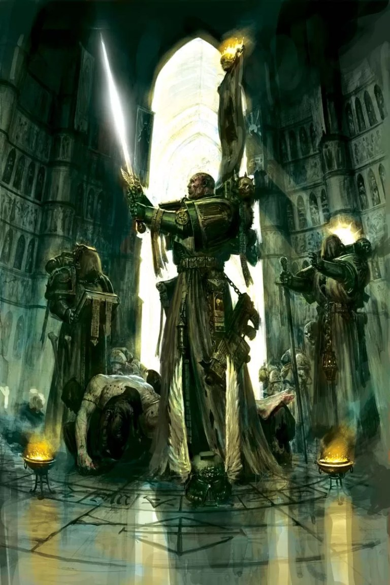 Commander Azrael