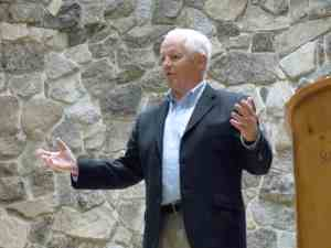 Insurance Commissioner Kreidler explains recent expansion of his office's responsibilities