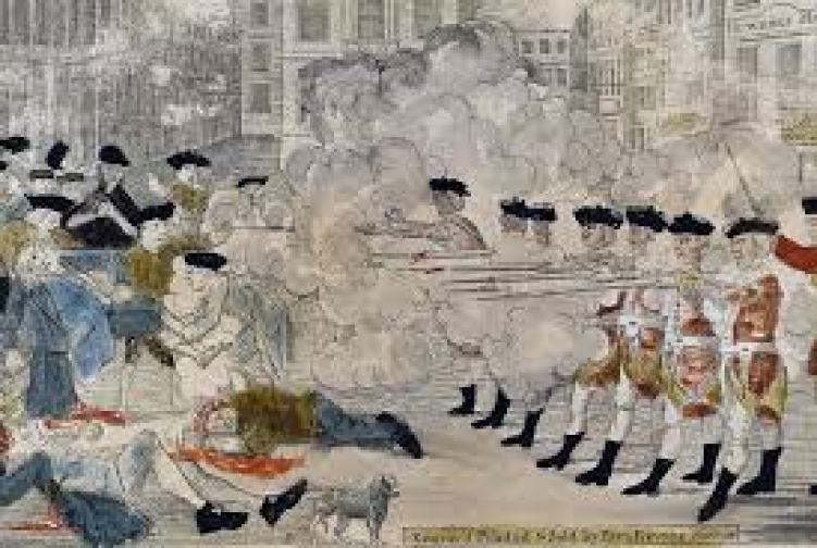 A Fresh Look at the Boston Massacre, 250 Years After the Event ...