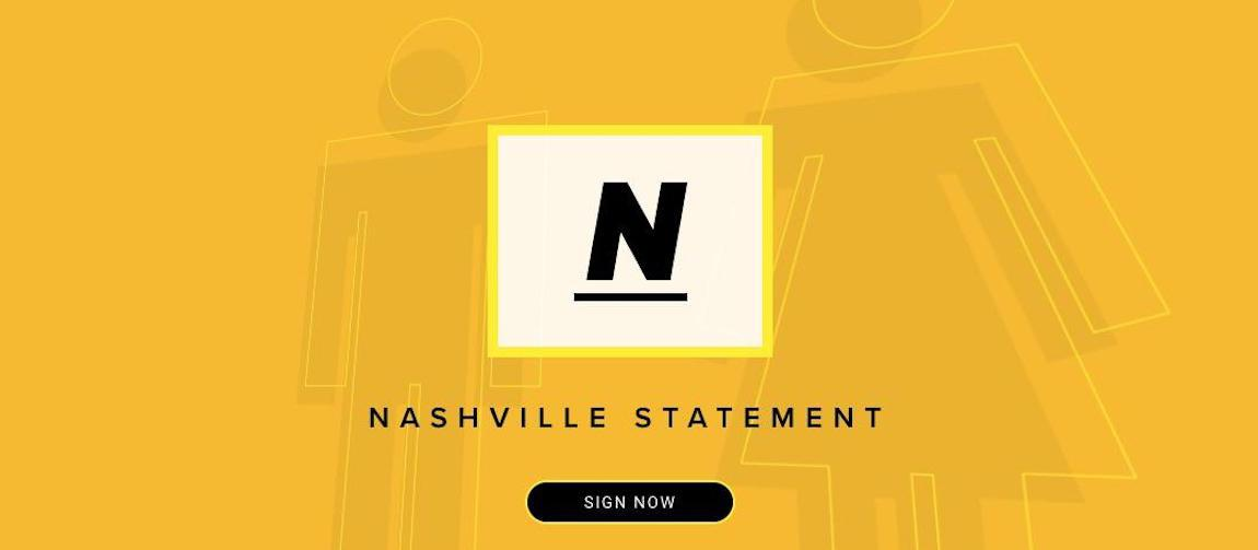 4. The Nashville Statement