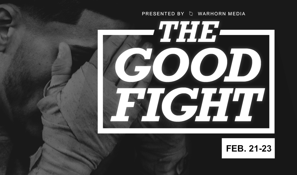 2018 Clearnote Shepherds Conference:  The Good Fight: Conflict in Christian Ministry…