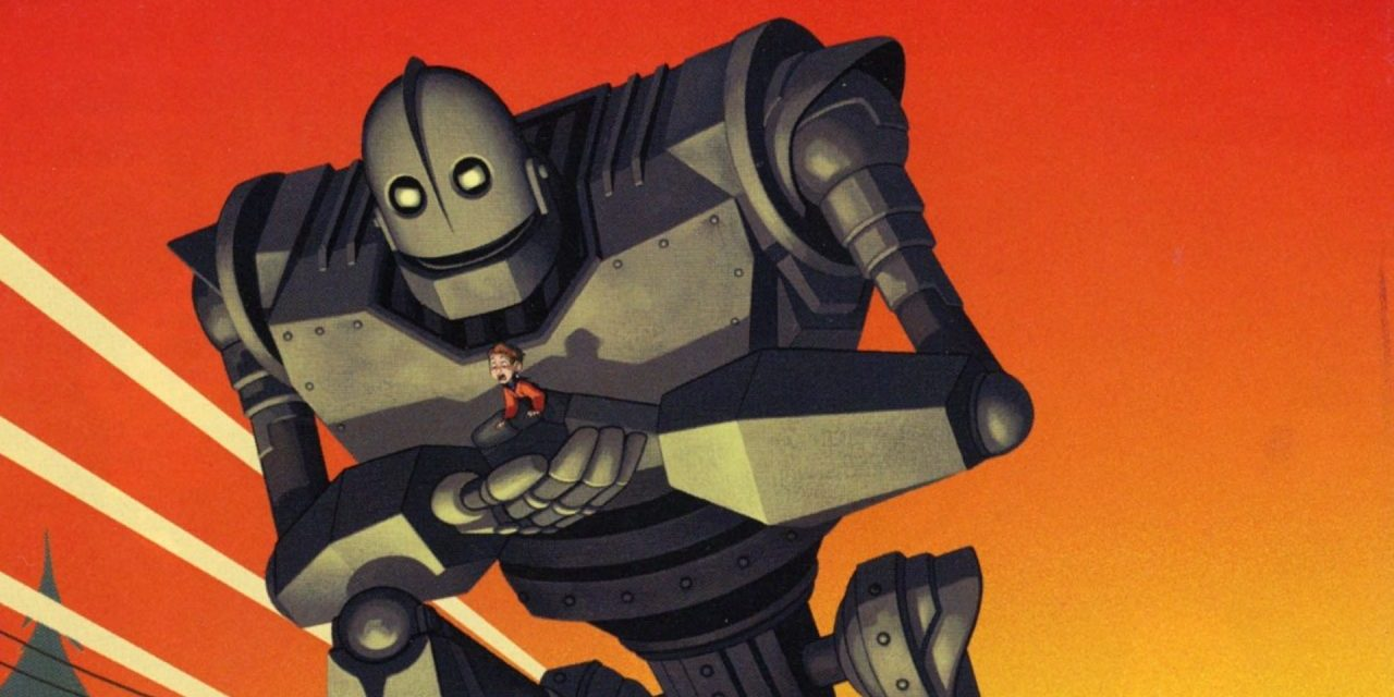 Sanity at the Movies: The Iron Giant