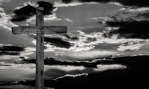 The shame and guilt of Holy Week
