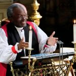 """Bishop Curry's inkblot: the redemptive power of """"Love"""""""
