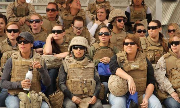CBMW on female conscription