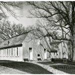 2020 COVID Church and 1777 Donegal Church