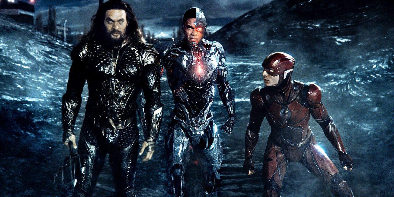 Zach Snyder's Justice League (2021) (Part 1)