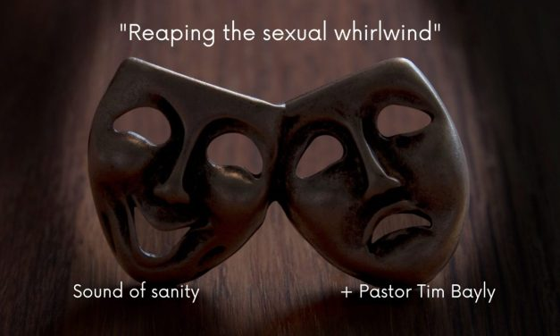 Reaping the sexual whirlwind