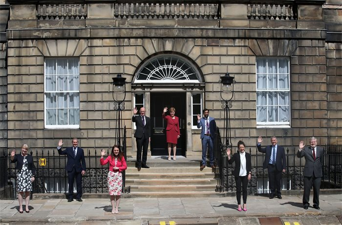 Covid in Scotland: Church magistrates speak to civil magistrates with respect