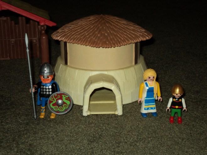 Playmobil Dark Age 2 Hut