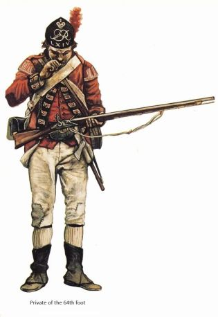 Grenadier 64th Foot
