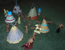 Paragon Indians Attack