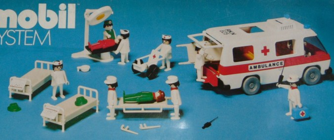 Playmobil 1804 A