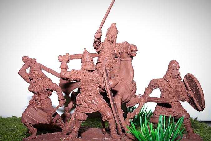 prikav noble warriors