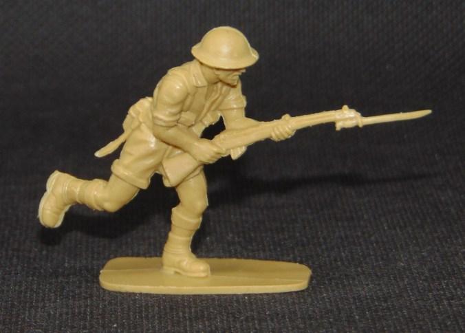 Lot Airfix British 8th Army1