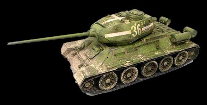 FOV T-34 B