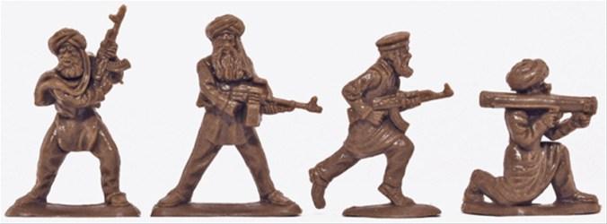 Mars Afghan Mujahidin or Taliban Fighters