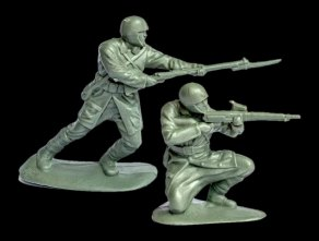 Mars Japanese Paratroopers WH1