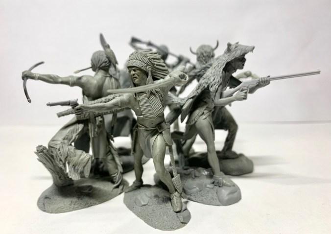 Plastic Platoon Indians6