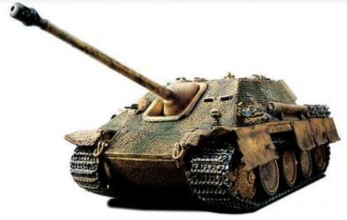 FOV 173 Jagdpanther Tank Destroyer2