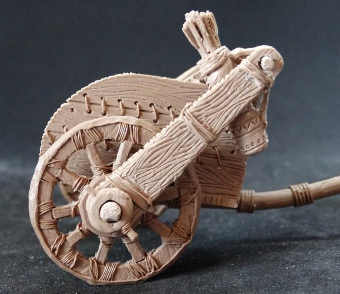 Ancient Aryans Set 21 Chariot 5