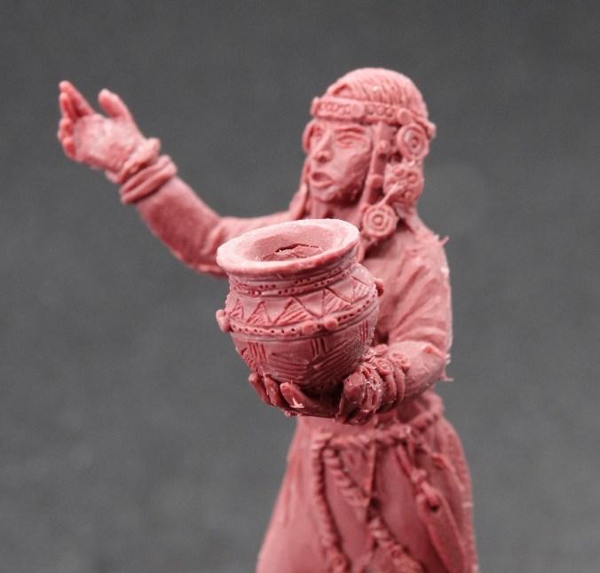 Ancient Aryans Set 21 Figures 1e