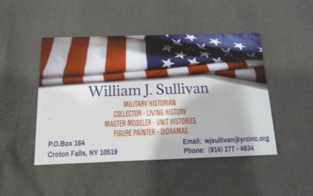 H W Sullivan
