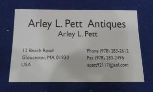 L Arley Pett1