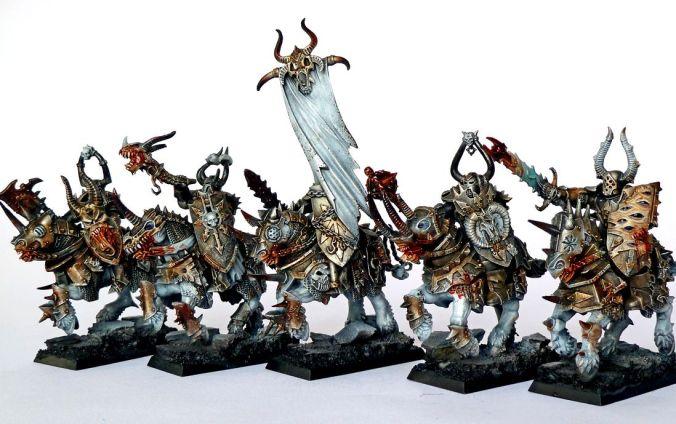 Warhammer Chaos Knights