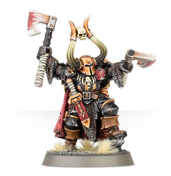 Warhammer Exalted Hero of Chaos
