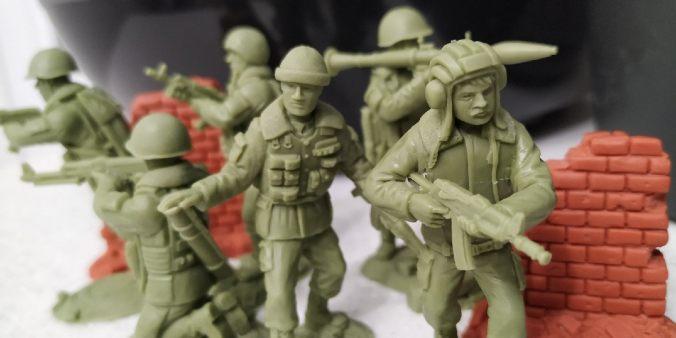 Jus Russians Chechen War 1g