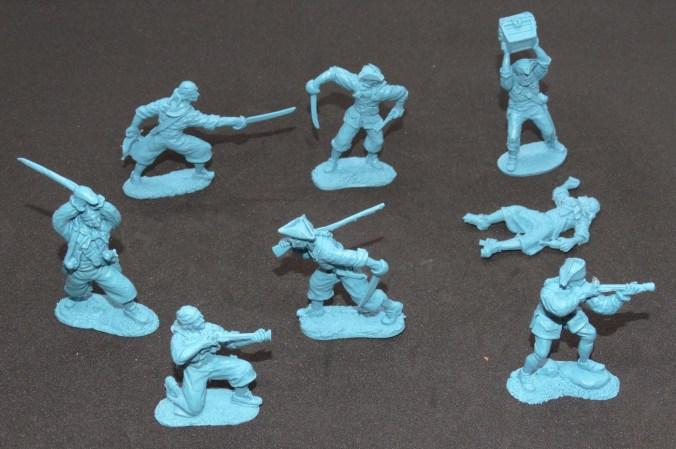 Barzso LOD024 Pirate Set 1a