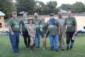Charity Horse Show Volunteers