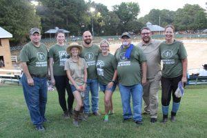 Charity Horse Show Volunteers